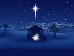 Y así nació Jesús