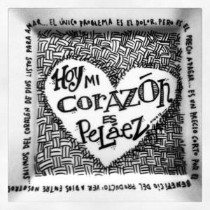 Hoy mi corazón es Peláez