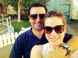 Abel y Vivian Zavala