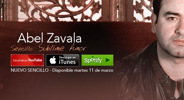 Abel Zavala - Sublime Amor