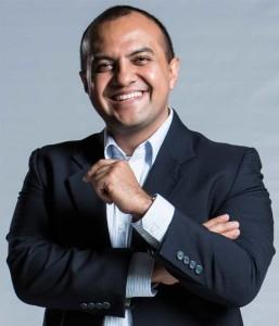 Pastor Alex López Revista Actitud 2014