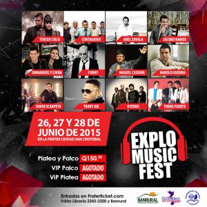 Explo Music Fest 2015
